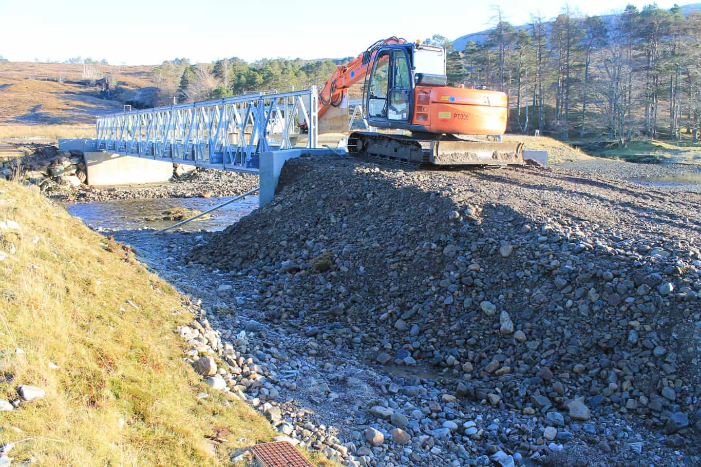 Coulin Bridge Replacement