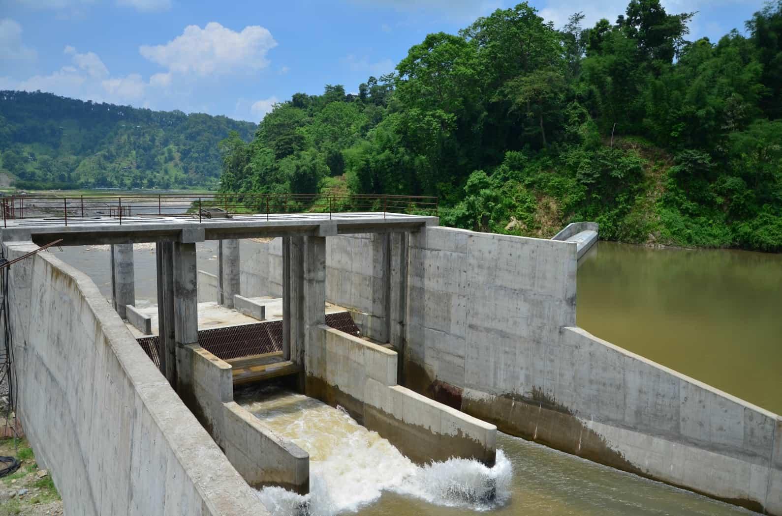 Mai Hydropower Project