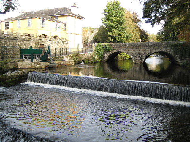 Abbey Weir