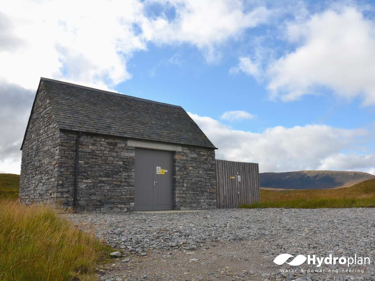 High Voltage Electrical   Hydroplan - Hydropower Consultancy