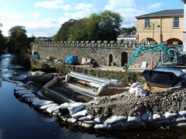 Abbey Weir - In-house Design - Hydroplan