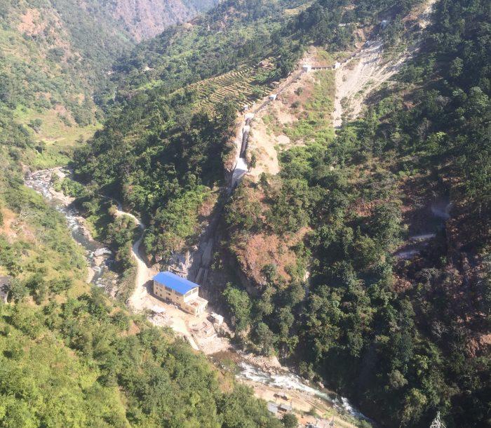 Hydro Scheme in Nepal